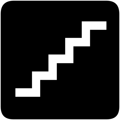 stairs climb levels