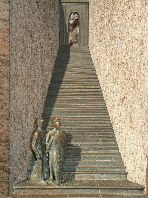 stairs human emergence