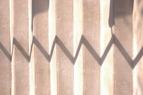stairs zigzag light