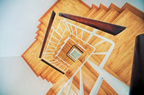 stairs stairwell climb