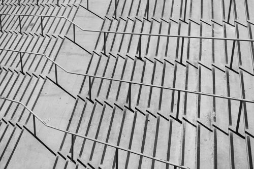 stairs steps concrete