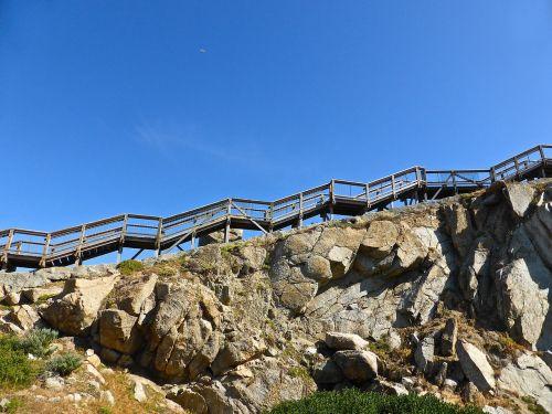 stairway climb challenge