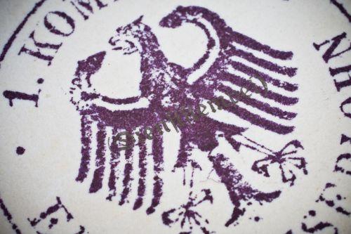 stamp adler 1936