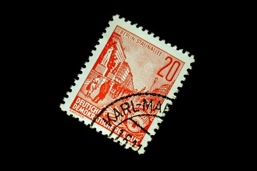 stamp post collection