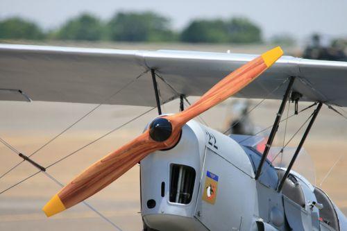 Stampe Biplane
