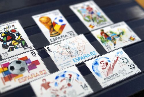 stamps collection philately