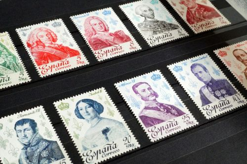 stamps stamp collection philately
