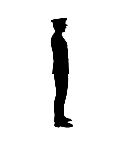 stand still salute