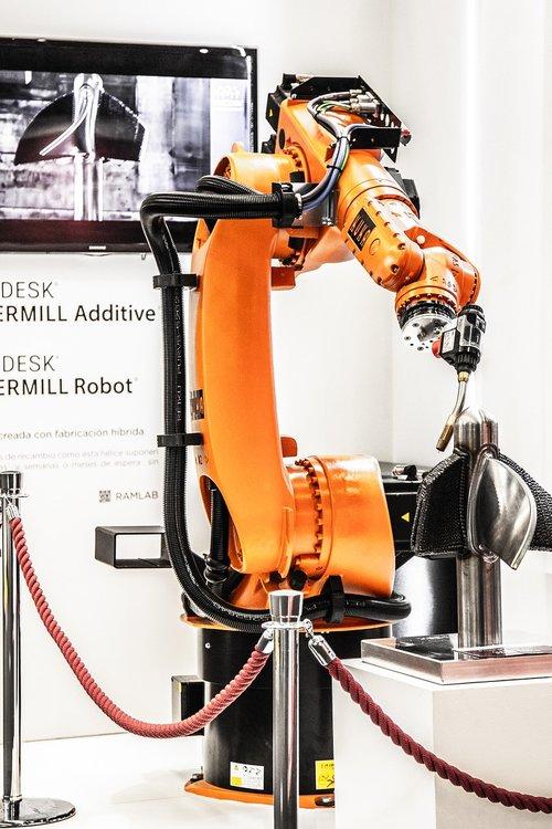 stand  robot  3d