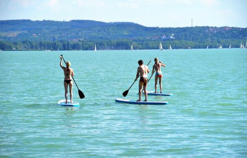stand up paddle sup water sport