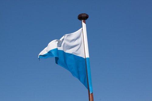 standard  flag  pennant