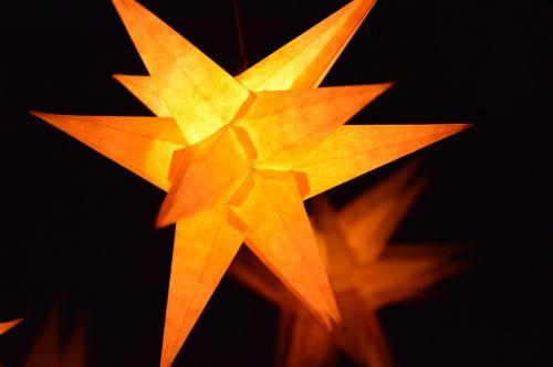 star poinsettia advent