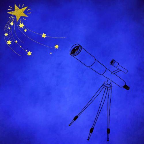 star astrology telescope