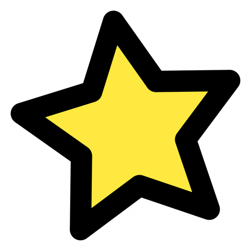 star favorite yellow