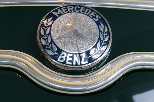 star mercedes benz car brand