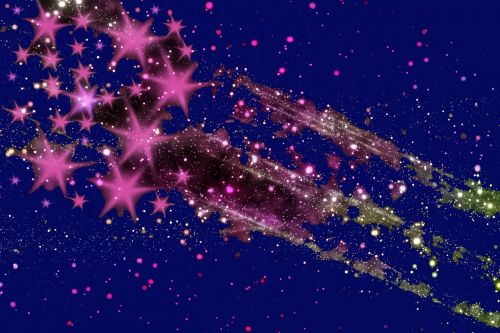 star space christmas