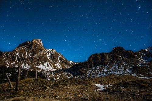 star sky starry sky