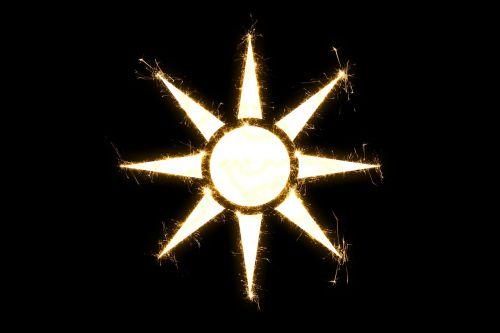 star sparkle light