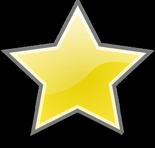 star shine sign