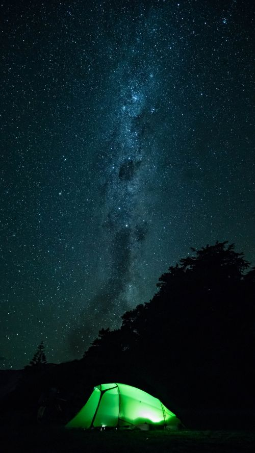 žvaigždė, atradimo kelionė, astronomija, galaktika, gamta, paukščių takas, Naujoji Zelandija, be honoraro mokesčio
