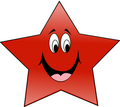 star red shape