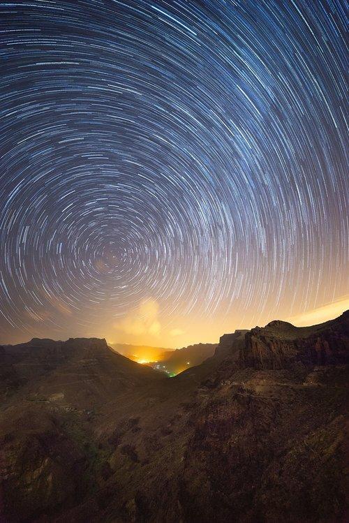 star  startrails  astronomy
