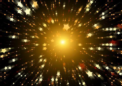 star starry sky sun