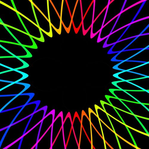 star symmetry fractal
