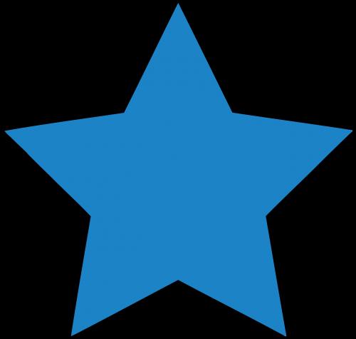 star blue favorite