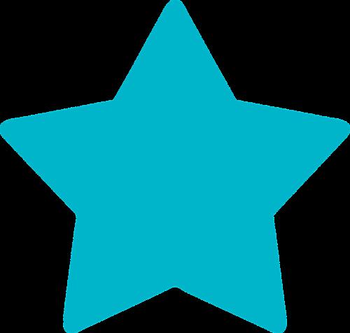 star favorite blue