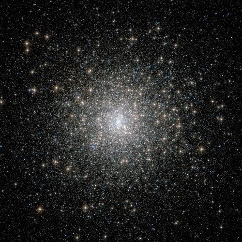 star clusters globular cluster star