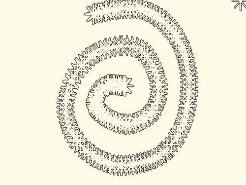 Star Spiral