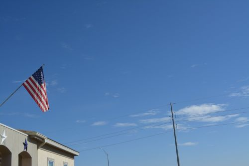 Star Stripe Flag American Old Glory