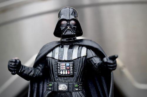 star wars darth vader villain action figure