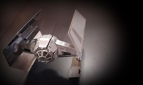 star wars ship tie advanced