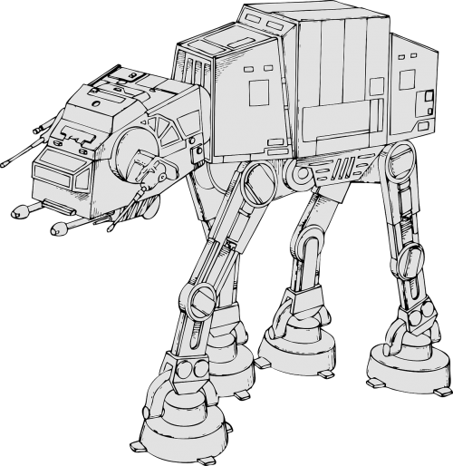 star wars at-at star