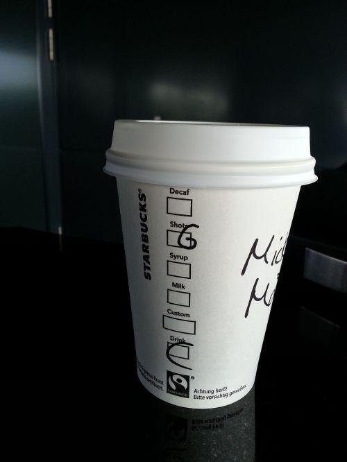 starbucks coffee spelling