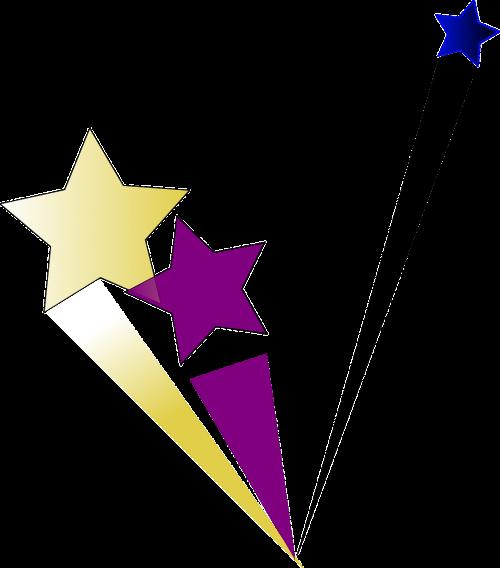 stars fireworks inspiration