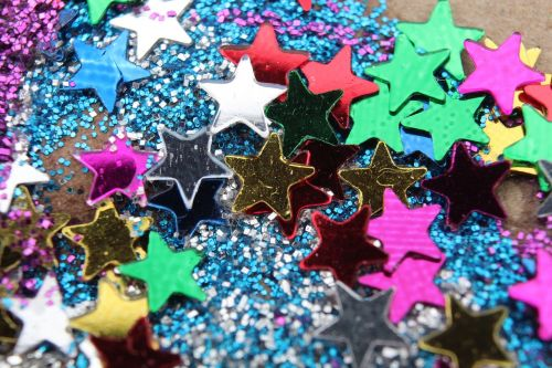 stars sparkle glitter