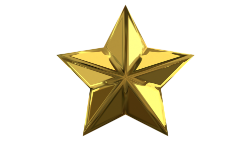 stars gold color