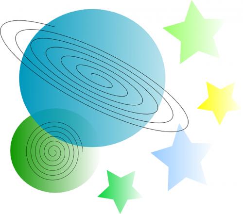 stars planets universe
