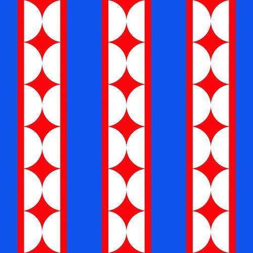 stars stripes july