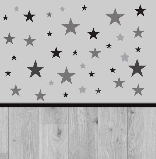 Stars And Wood