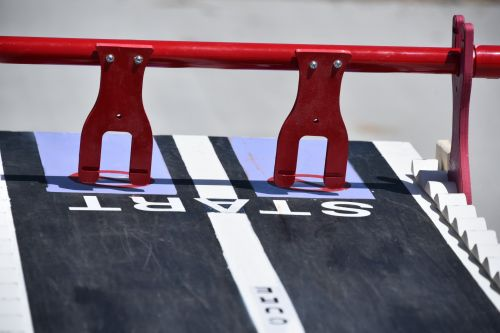 Start Gate For A Game