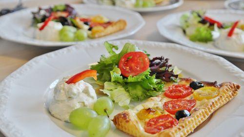 starter cream cheese salad