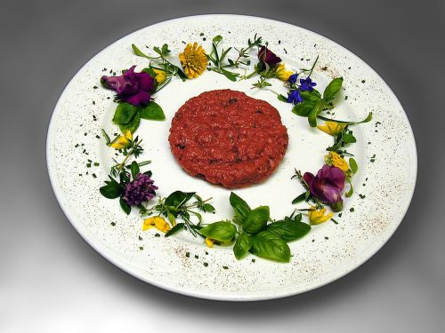 starter tatar beef