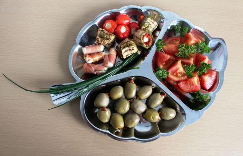 starter olives eat