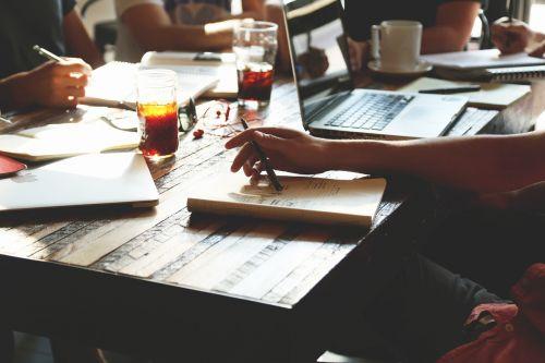 startup start-up people
