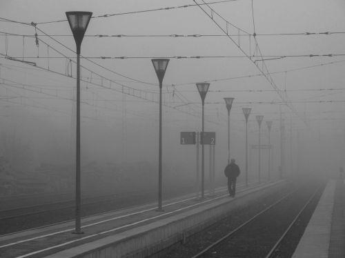station fog symbol