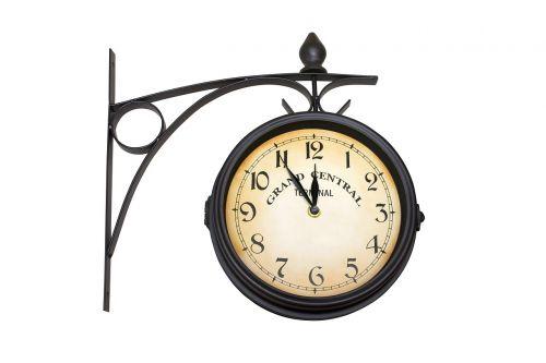 station city clock